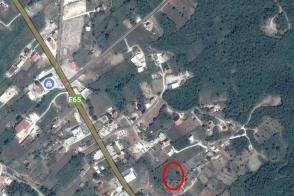 dvije urbanističke parcele, povoljan plac Radanovići Kotor, ravan plac u Radanovićima