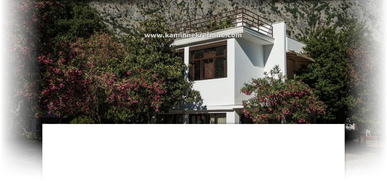 orahovac boka kotorska house for sale kamin real estate budva